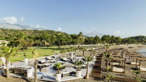 恰姆尤瓦羅賓遜俱樂部飯店 - 式 - 凱麥爾 - 海灘