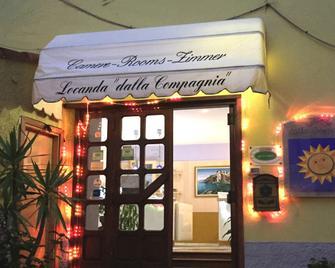 Locanda dalla Compagnia - Riomaggiore - Building