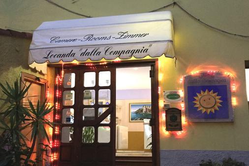 Locanda dalla Compagnia - Riomaggiore - Κτίριο