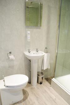 Aberdeen Northern Hotel - Aberdeen - Phòng tắm