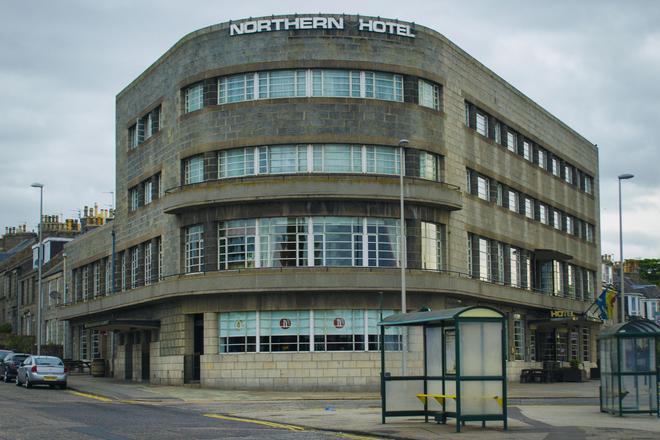 OYO Northern Hotel - Aberdeen - Building