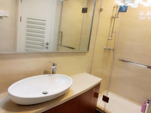Shanghai Native Youth Hostel - Shanghai - Bathroom