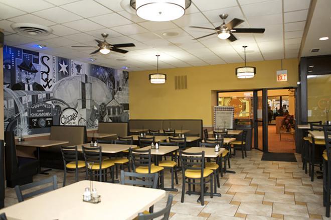 Travelodge by Wyndham Downtown Chicago - Chicago - Restoran