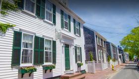 The Summer House India Street - Nantucket - Toà nhà