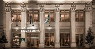 AC Hotels by Marriott New Orleans Bourbon - Новый Орлеан - Здание
