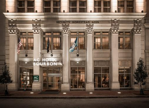 AC Hotels by Marriott New Orleans Bourbon - New Orleans - Rakennus