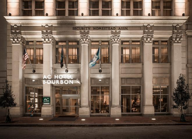 AC Hotels by Marriott New Orleans Bourbon - New Orleans - Edificio