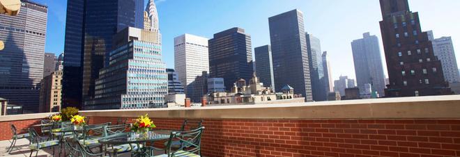 紐約奇塔諾酒店 - 紐約 - 紐約 - 露天屋頂