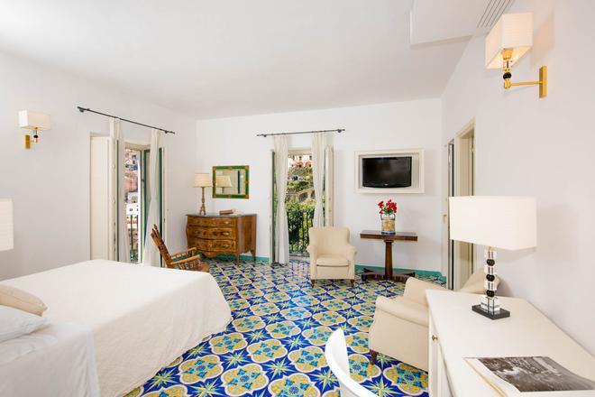 薩沃伊酒店 - 波西塔諾 - 波西他諾 - 臥室