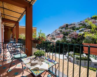 Hotel Savoia - Positano - Balcony