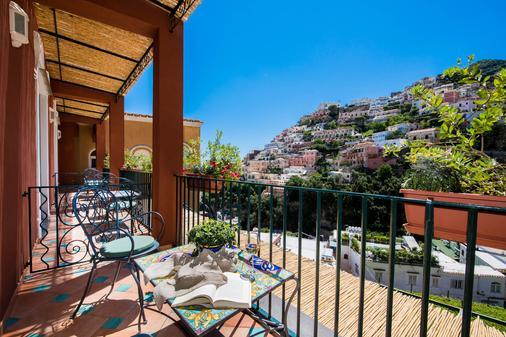 Hotel Savoia - Positano - Balkon