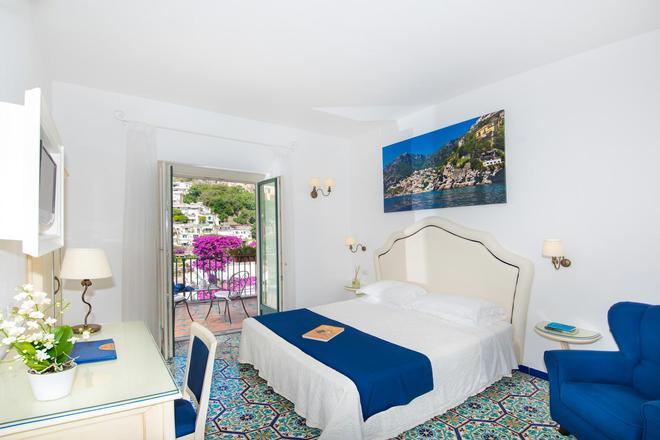 Hotel Savoia - Positano - Bedroom