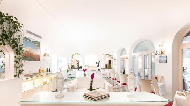 Hotel Savoia - Positano - Restaurant