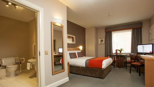 City Hotel Derry - Londonderry - Phòng tắm