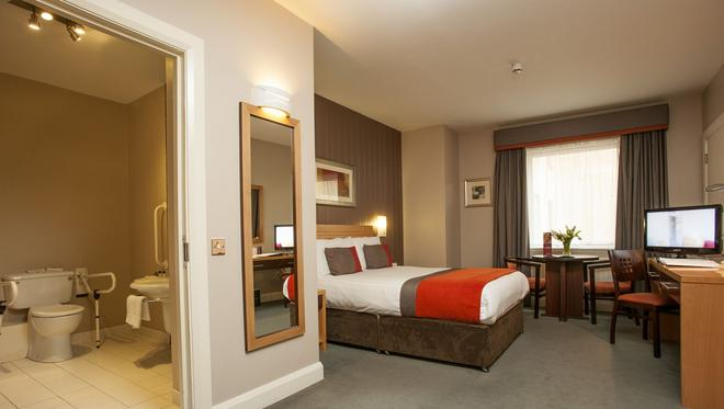 City Hotel Derry - Londonderry - Μπάνιο