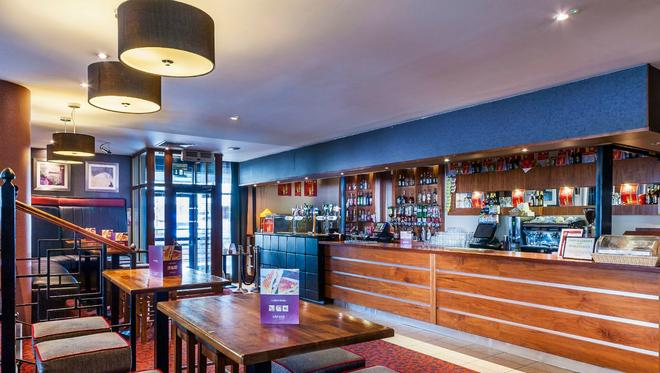 City Hotel Derry - Londonderry - Bar