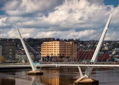 City Hotel Derry - Comté de Londonderry - Bâtiment