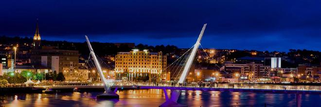 City Hotel Derry - Londonderry - Κτίριο