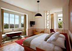 Palacio Astoreca - Valparaíso - Makuuhuone