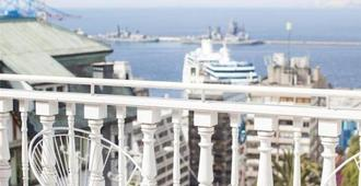 Hotel Palacio Astoreca - Valparaíso - Varanda