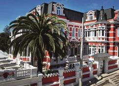 Palacio Astoreca - Βαλπαραΐσο - Κτίριο