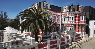 Hotel Palacio Astoreca - Valparaíso - Gebouw
