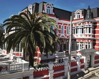 Palacio Astoreca - Valparaíso - Edificio
