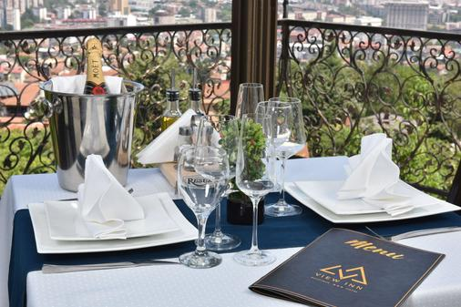 View Inn Boutique Hotel - Σκόπια - Μπαλκόνι