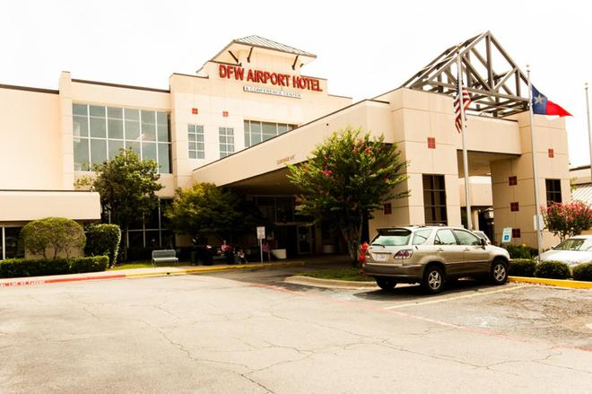 Dfw Airport Hotel And Conference Center - Irving - Rakennus