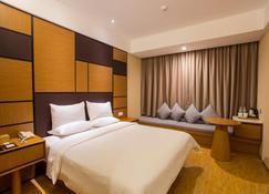 2000 Hotel Downtown Kigali - Kigali - Schlafzimmer