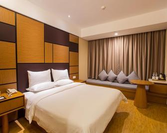 2000 Hotel Downtown Kigali - Kigali - Bedroom
