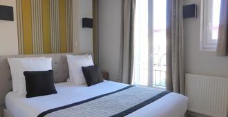 Apart'hotel Ajoupa - Nice - Soveværelse