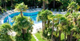 Parc Hotel Flora - Riva del Garda - Piscine