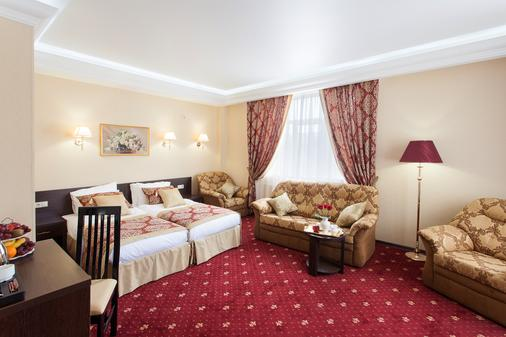 Alex Residence Hotel - Volzhskiy - Bedroom