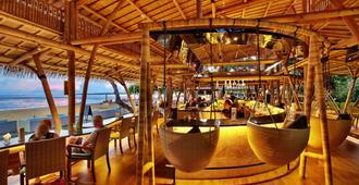 峇里島薩努爾海灘酒店 (前峇里島薩努爾海灘酒店) - 登巴薩 - 登巴薩 - 餐廳