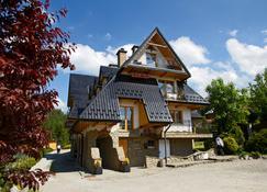 Pensjonat u Ani - Zakopane - Budynek