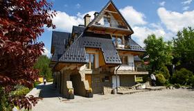 Pensjonat u Ani - Zakopane - Gebäude