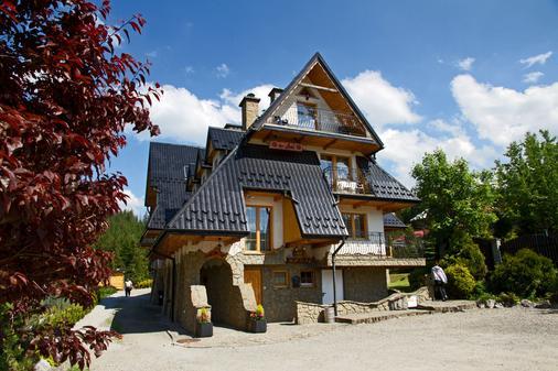 Pensjonat u Ani - Zakopane - Κτίριο