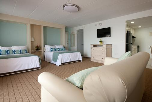 Dunes Manor Hotel And Dunes Suites - Ocean City - Κρεβατοκάμαρα