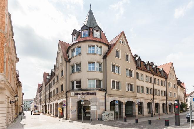 Luther-Hotel Wittenberg - Lutherstadt Wittenberg - Building