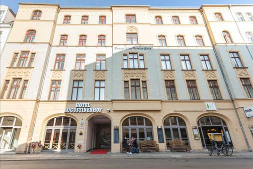 奧古斯汀恩霍夫酒店 - 柏林 - 柏林 - 建築