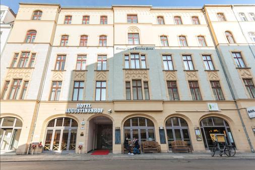 Hotel Augustinenhof - Berliini - Rakennus