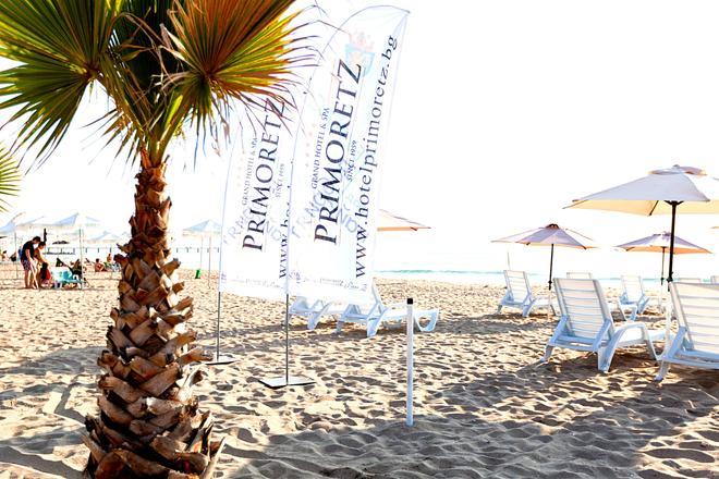 Primoretz Grand Hotel & Spa - Burgas - Strand