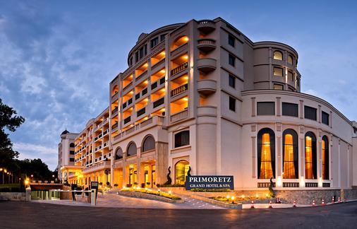 Primoretz Grand Hotel & Spa - Burgas - Rakennus