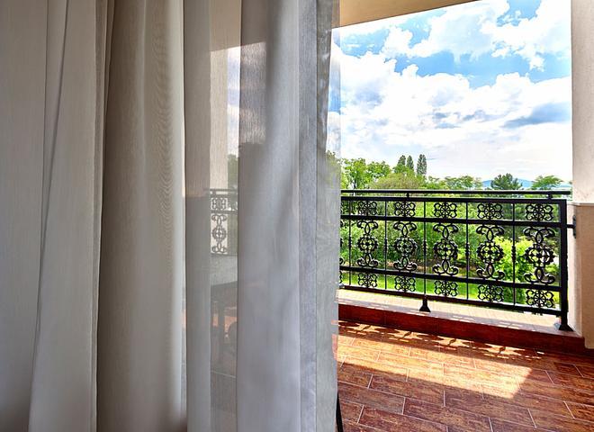 Primoretz Grand Hotel & Spa - Burgas - Balkon