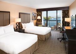 Hilton San Diego Airport/Harbor Island - San Diego - Phòng ngủ