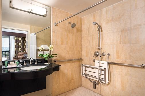 Hilton San Diego Airport/Harbor Island - San Diego - Phòng tắm