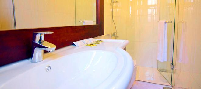 Serene Bungalow - Nuwara Eliya - Bathroom