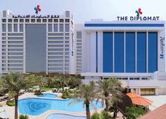 Diplomat Radisson Blu Hotel, Residence & Spa - Manama - Rakennus