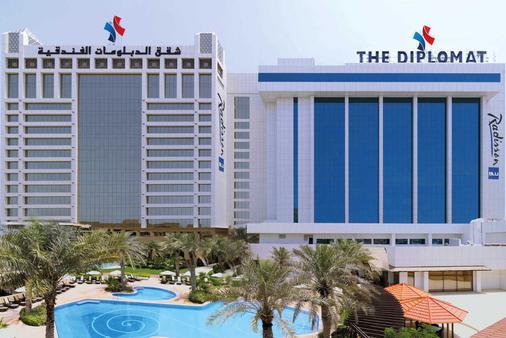 Diplomat Radisson Blu Hotel, Residence & Spa - Manama - Toà nhà
